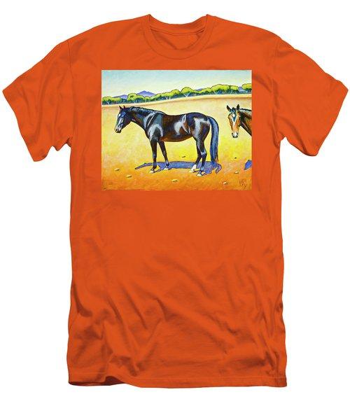 Pasture Pals 2 Men's T-Shirt (Athletic Fit)