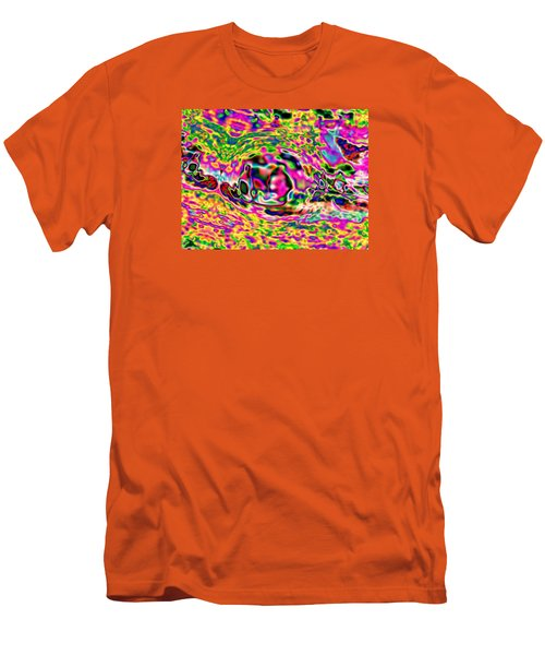 Pattern 319 _ Relax Men's T-Shirt (Athletic Fit)