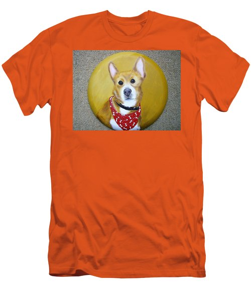 Patti's Grand-dog Men's T-Shirt (Athletic Fit)
