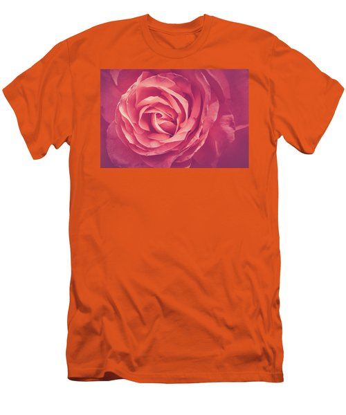 Blooms And Petals Men's T-Shirt (Athletic Fit)