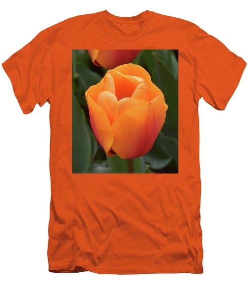 Peachy Keen Men's T-Shirt (Athletic Fit)