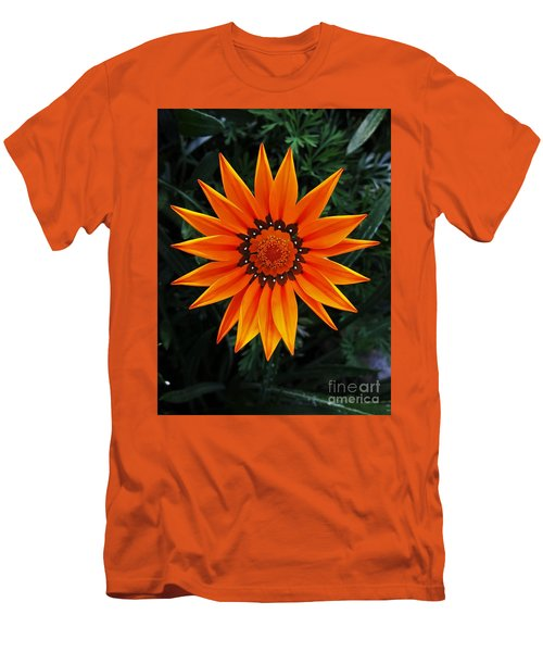 Perfect Flower  Men's T-Shirt (Slim Fit) by Jasna Gopic