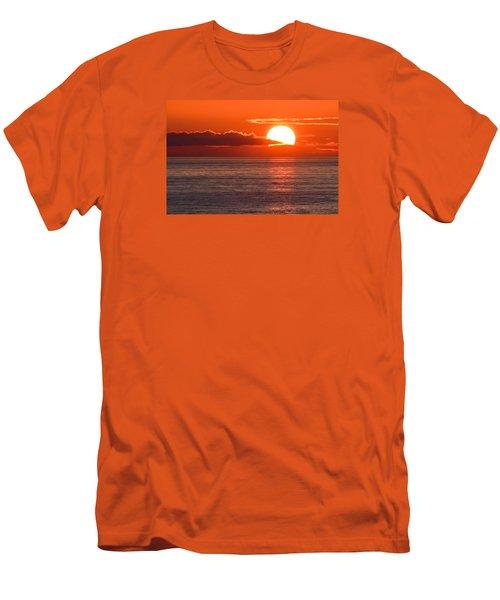 Perfect II Men's T-Shirt (Slim Fit) by Don Mennig