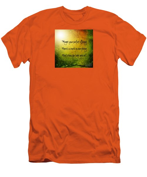 Perfect Offerings Men's T-Shirt (Athletic Fit)