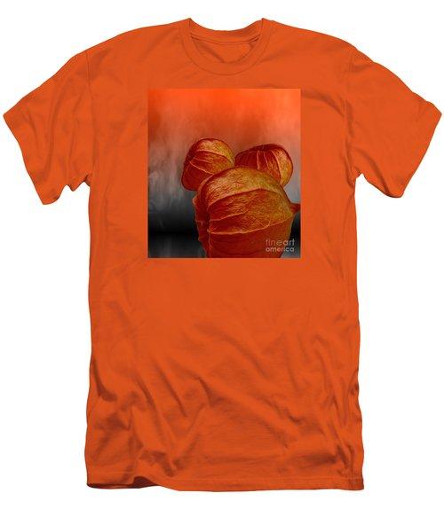 Physalis Men's T-Shirt (Athletic Fit)