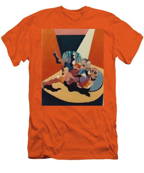 Pinned For The Win Men's T-Shirt (Slim Fit) by Bernard Goodman