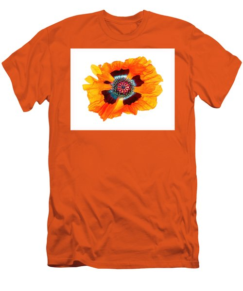 Poppy Pleasing Men's T-Shirt (Athletic Fit)