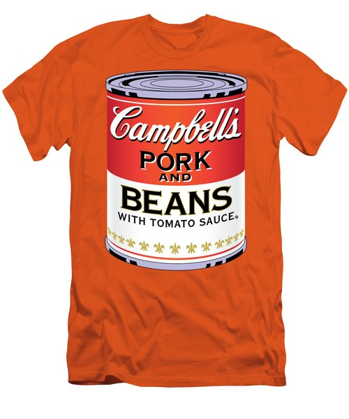 Pork And Beans Men's T-Shirt (Athletic Fit)