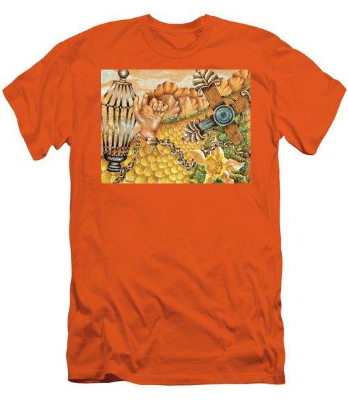 Preacher's Kid Men's T-Shirt (Athletic Fit)