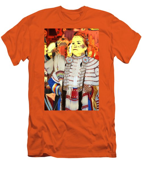 Proud Princess Men's T-Shirt (Slim Fit) by Audrey Robillard