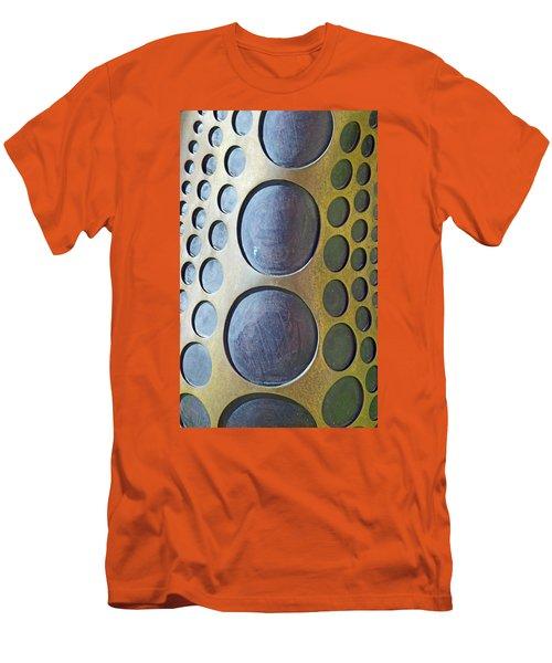 Pumpkin No. 2-1 Men's T-Shirt (Athletic Fit)