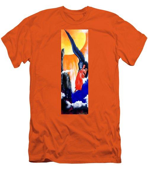 Purgatorio Men's T-Shirt (Athletic Fit)