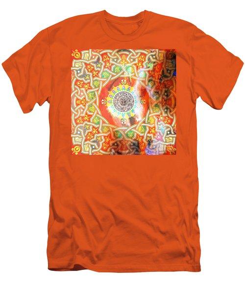 Qull Hu Allah Men's T-Shirt (Slim Fit) by Gull G
