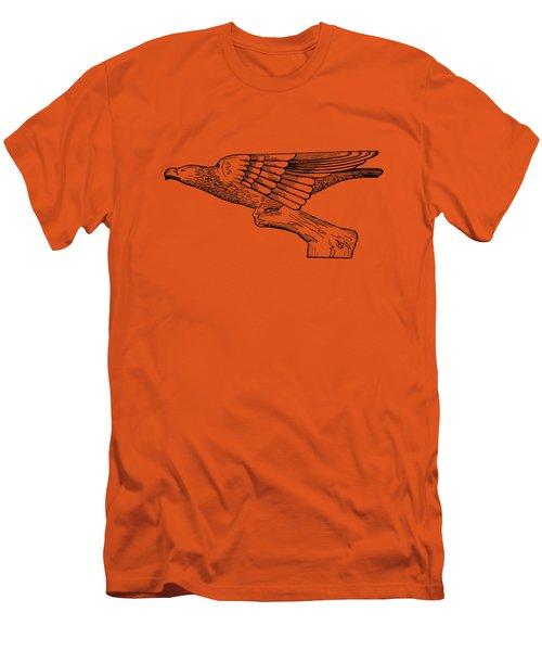 Radiator Cap Patent 1926 Men's T-Shirt (Slim Fit) by Mark Rogan