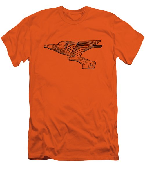Radiator Cap Patent 1926 Men's T-Shirt (Athletic Fit)