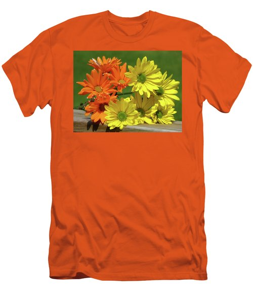 Rainbow Mums 4 Of 5 Men's T-Shirt (Slim Fit) by Tina M Wenger