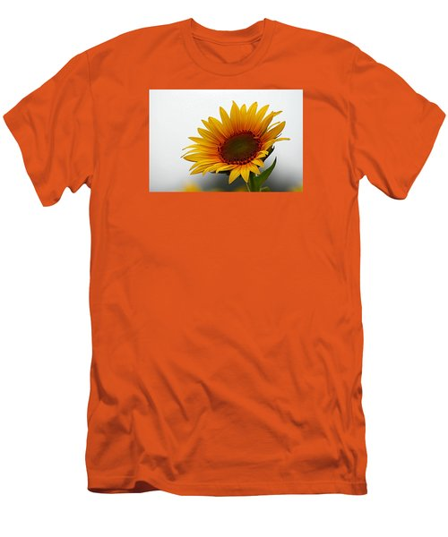 Reaching For The Sun Men's T-Shirt (Athletic Fit)