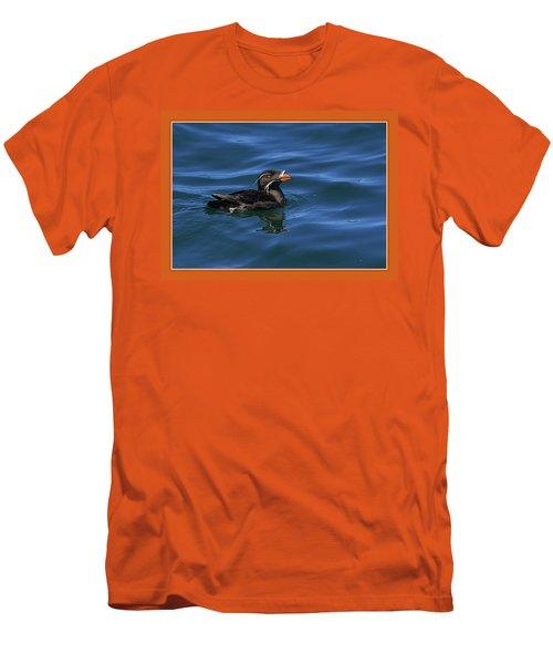Rhinocerous Men's T-Shirt (Athletic Fit)