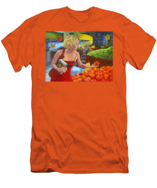 Ripe And Sweet Men's T-Shirt (Athletic Fit)