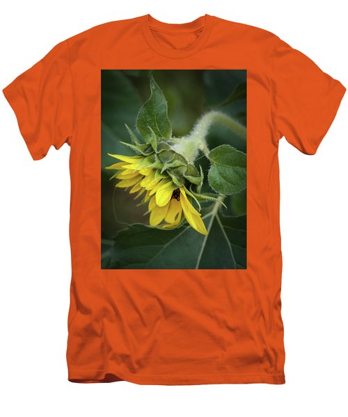Rising Men's T-Shirt (Slim Fit) by Nikki McInnes