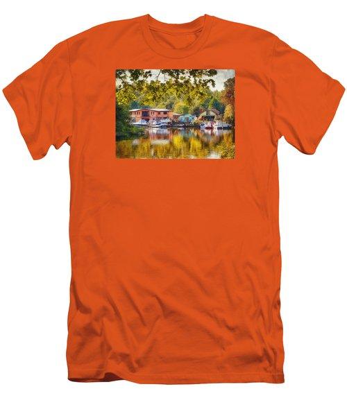 Riverview Ix Men's T-Shirt (Athletic Fit)