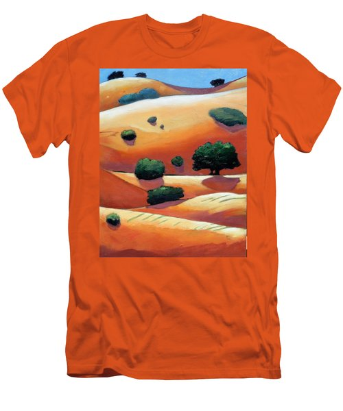 Rolling Trip Panel IIi Men's T-Shirt (Slim Fit) by Gary Coleman
