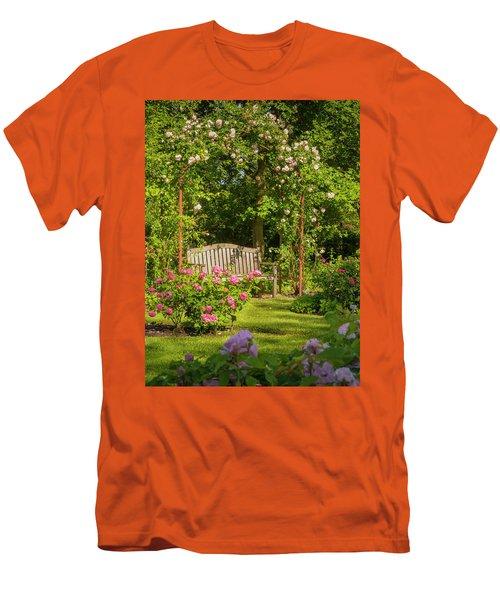 Rose Arbor Men's T-Shirt (Athletic Fit)