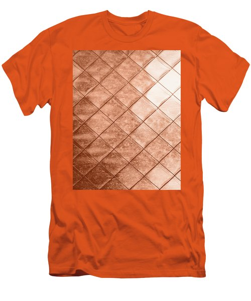 Rose Gold Crush Men's T-Shirt (Athletic Fit)