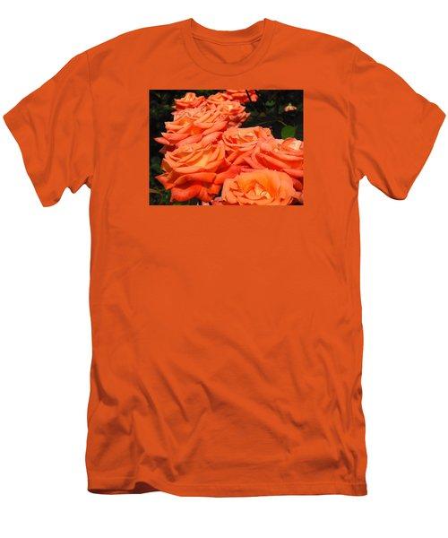 Rose Path Jubilee Men's T-Shirt (Athletic Fit)