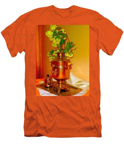 Samovar Men's T-Shirt (Athletic Fit)