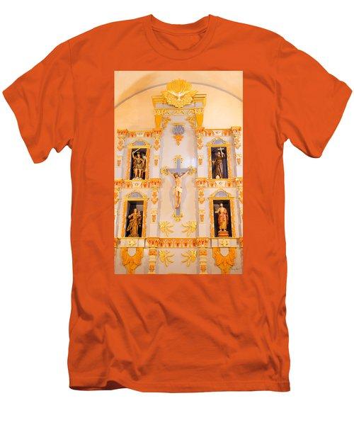 San Jose Chapel Men's T-Shirt (Athletic Fit)