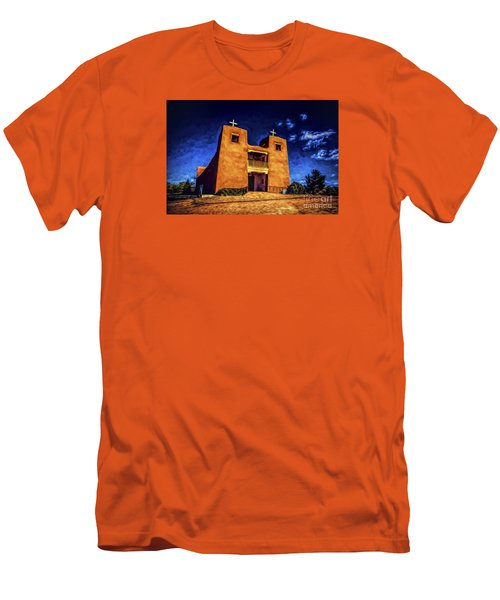 Sanctuary  ... Men's T-Shirt (Slim Fit) by Chuck Caramella