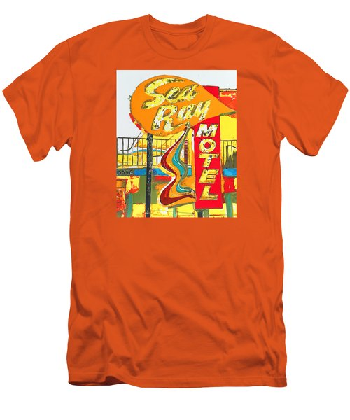 Sea Ray Motel Men's T-Shirt (Athletic Fit)