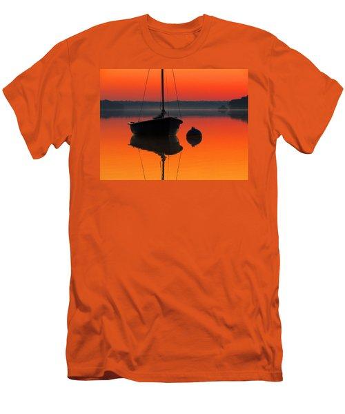 September Dreams Men's T-Shirt (Slim Fit) by Dianne Cowen