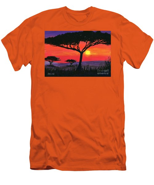 Kalahari  Men's T-Shirt (Athletic Fit)