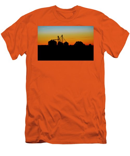 Shadow Farm Men's T-Shirt (Slim Fit) by William Bartholomew