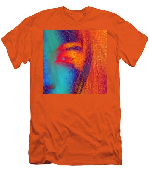 She Awakes Men's T-Shirt (Athletic Fit)