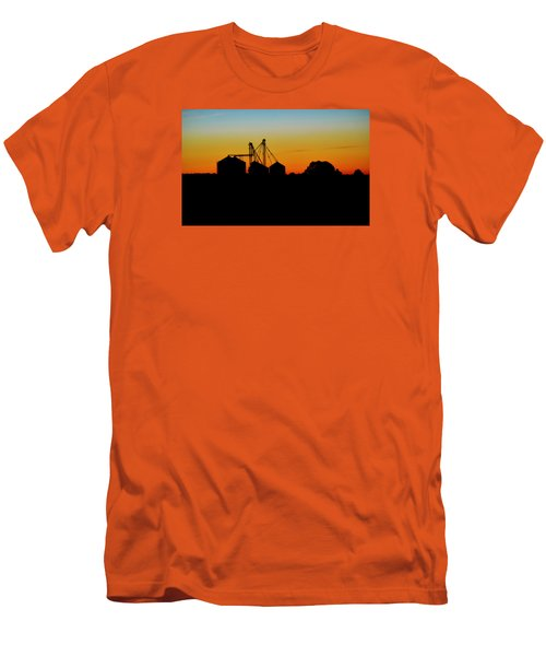 Silhouette Farm Men's T-Shirt (Athletic Fit)