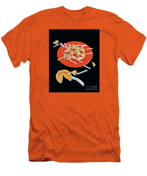 Misfortune Cookies Men's T-Shirt (Slim Fit) by Joe Jake Pratt