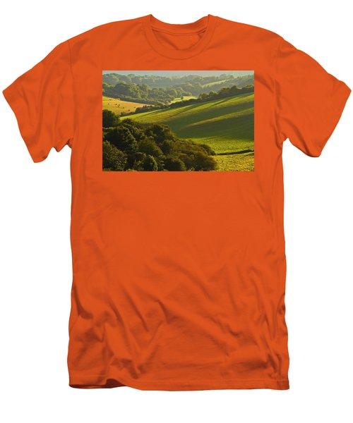South Downs Men's T-Shirt (Athletic Fit)