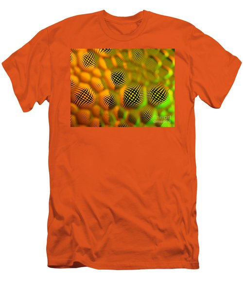 Men's T-Shirt (Slim Fit) featuring the photograph Spikey by Trena Mara