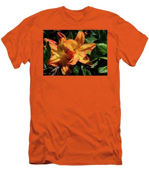 Spring Bloom Men's T-Shirt (Athletic Fit)
