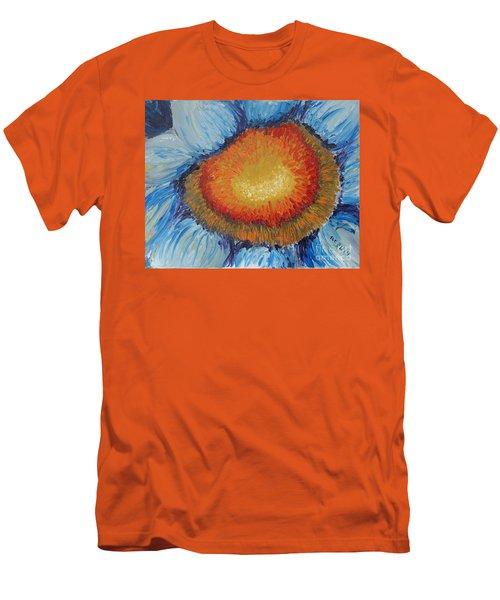 Spring Flowers Men's T-Shirt (Athletic Fit)