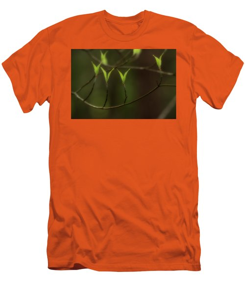 Men's T-Shirt (Slim Fit) featuring the photograph Spring Time by Mike Eingle