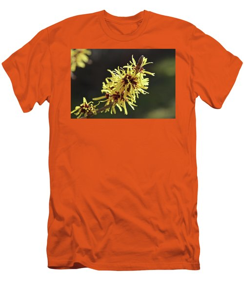 Men's T-Shirt (Slim Fit) featuring the photograph Spring by Wilhelm Hufnagl