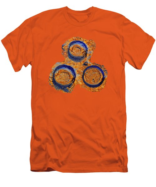 Sun Catchers Men's T-Shirt (Athletic Fit)