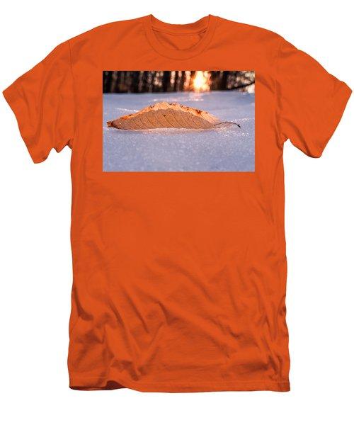 Sunbathing Men's T-Shirt (Slim Fit) by Craig Szymanski