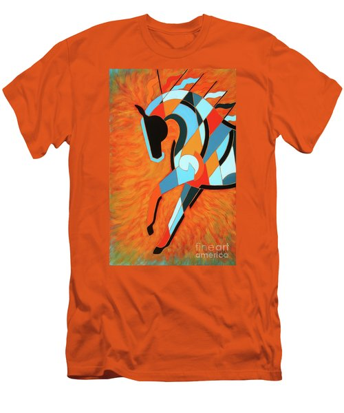 Sundancer Of The Fire II Men's T-Shirt (Athletic Fit)