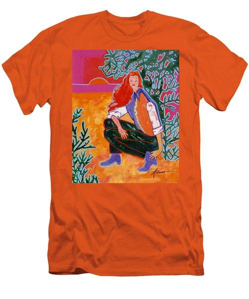 Sundown Men's T-Shirt (Athletic Fit)