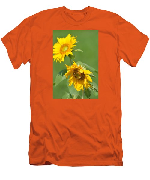Sunny Side Up 1 Men's T-Shirt (Athletic Fit)